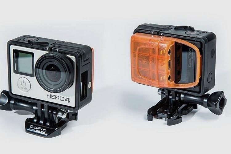 Handsfree GoPro camera