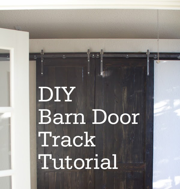 Diy Modern Barn Door