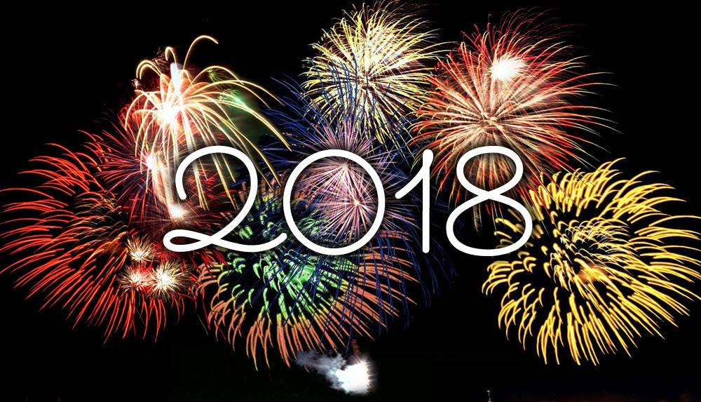 Bonne année 2018 image 6