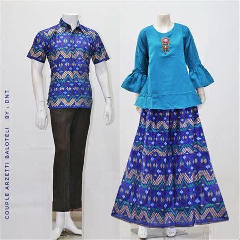 jual couple batik jumbo xxl sarimbit kebaya pesta baju