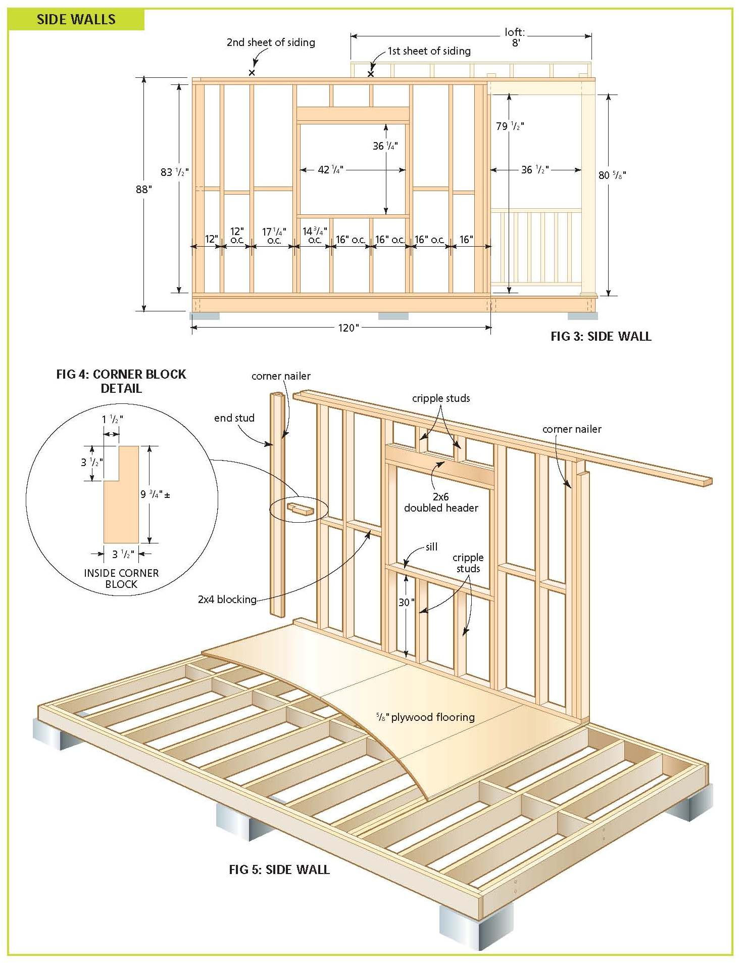 Access Free woodworking plans and drawings loft | My Plan