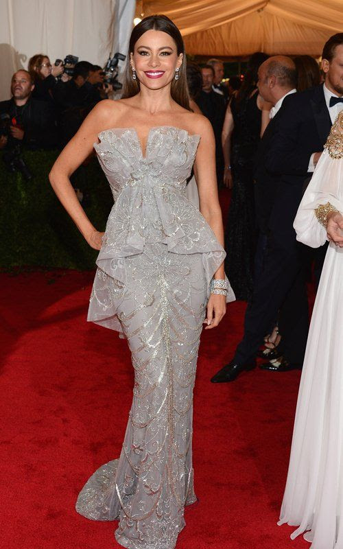 Costume Institute Gala Met Ball - May 7, 2012, Sofia Vergara