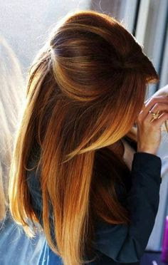 Szissza Ombre Hair Color Ideas - Hairstyle color ideas for long hair