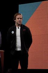"""Mark Little, JavaOne 2011 San Francisco """"Java Strategey Keynote"""""""