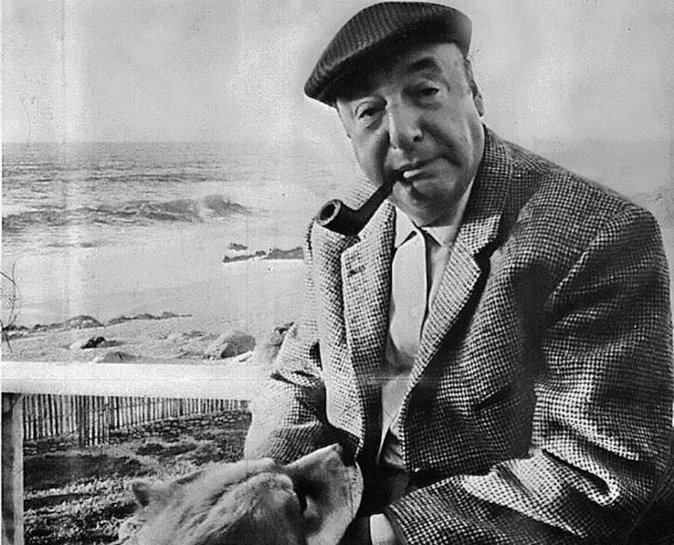 20 Frases De Amor De Pablo Neruda Mujer Chic