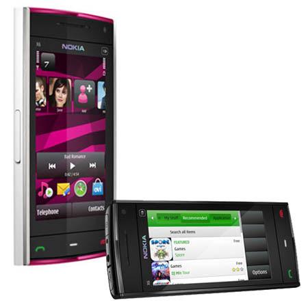 nokia x6 16gob Nokia X6 16GB