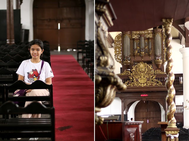Sion 'Portuguese' Church, North Jakarta