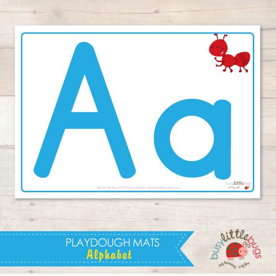 7 Best Images of Printable Playdough Mats - Playdough Mats ...
