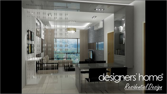 Malaysia Interior Design - Condomminium Interior Design