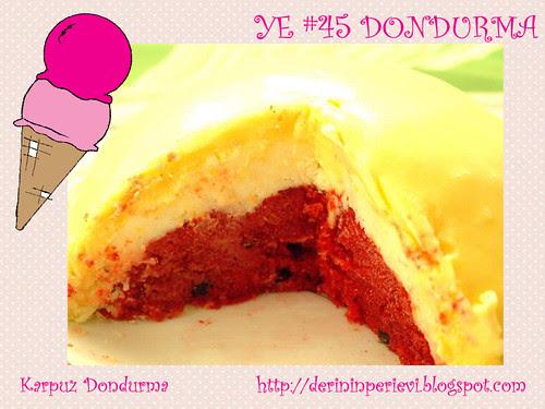 Karpuz Dondurma - Derinin Perievi