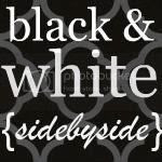 visit black&whitesidebyside for wedding, home & craft inspiration!