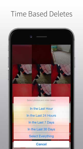 تطبيق Bulk Delete الاحترافي لإدارة ألبوم الصور