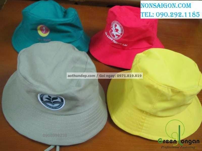 mũ đồng phục giá rẻ