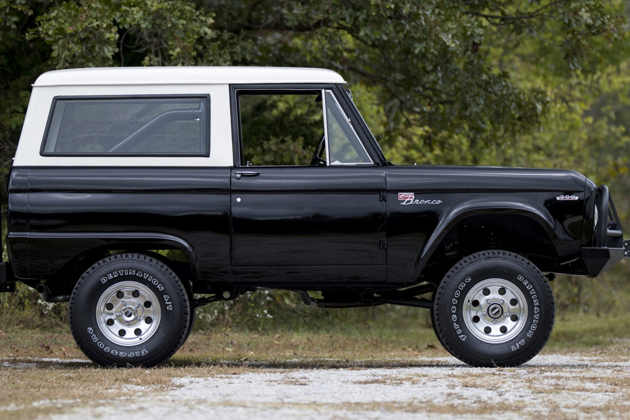New 2016 Ford Bronco