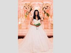 Ray J & Princess Love: Couture Romance at Vibiana   California Wedding Day