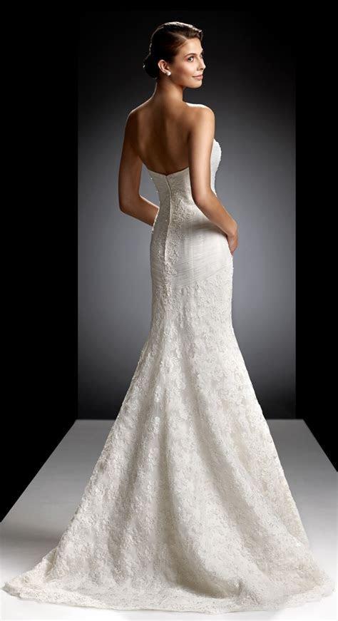 oleg cassini   crl 277   WEDDING: Brides in Oleg Cassini