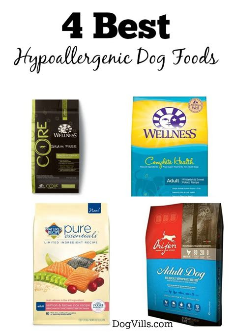 hypoallergenic dog foods  dogs grains