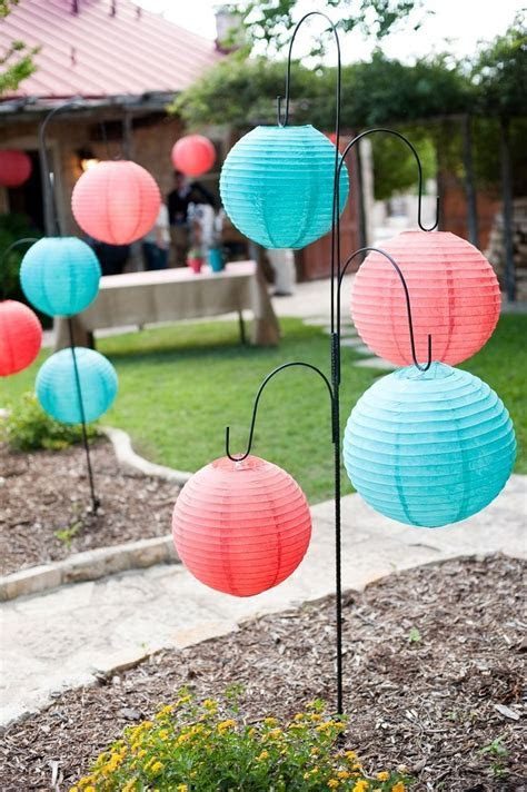 10  ideas about Paper Lantern Decorations on Pinterest