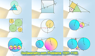 Geometry Problems 1091-1100