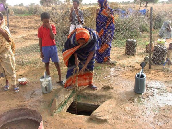 El agua es un bien escaso en mucho países en vías de desarrollo ©Water Land and Ecosystems/CGIAR.