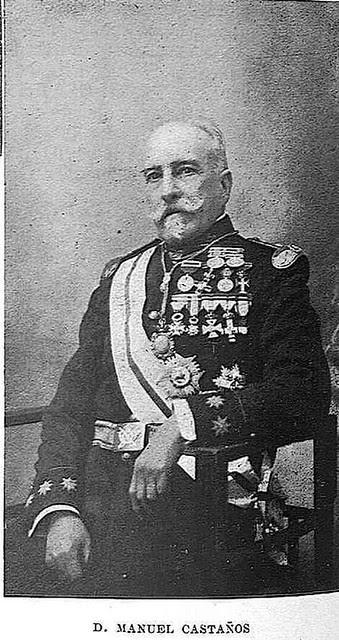 Manuel Castaños y Montijano