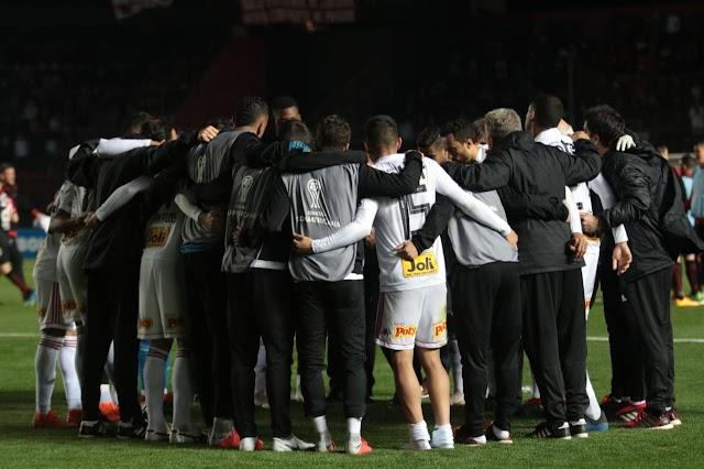 Foco no Brasileiro! Pela Sula, São Paulo é eliminado nos pênaltis.