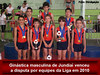 Sub 16 de ginástica artística de Jundiaí conquista a Liga Intermunicipal – edição 2010