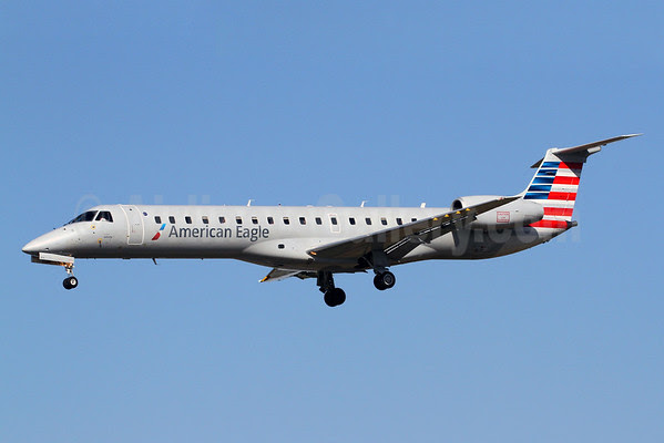 American Airlines Er4 Aircraft