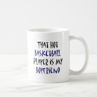 That Hot Basketball Player Is My Boyfriend Mugs