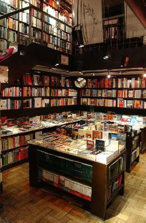 café biblioteca: fotografía de Clasica y Moderna, Buenos Aires