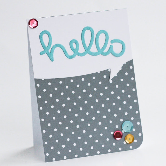 LawnFawn speechbubblehello latishayoast
