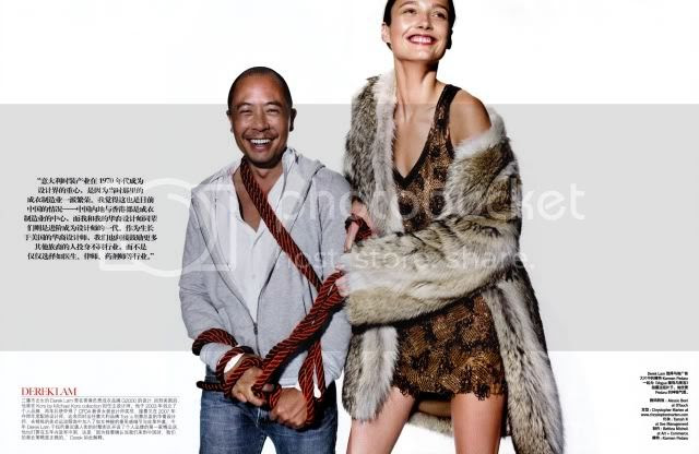 Vogue China Oct 2009 3