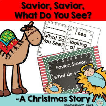 http://www.teacherspayteachers.com/Product/Savior-Savior-What-Do-You-See-1580612