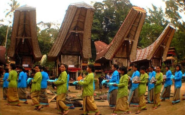 Indigenous Peoples of Indonesia