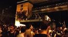 BH: polícia detém um  na Praça Sete (Raquel Freitas/G1)