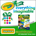 Happy Holidays from CrayolaStore.com!