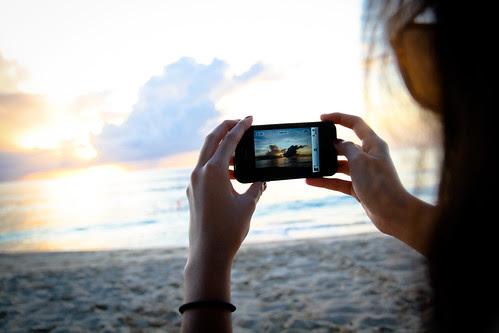 iPhone 4 capture