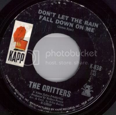 Critters - Don't Let The Rain