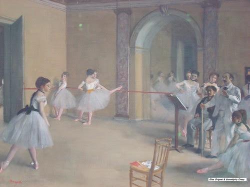 Clase de Danza, Degas, Orsay, París, Elisa N, Blog de Viajes, Lifestyle, Travel
