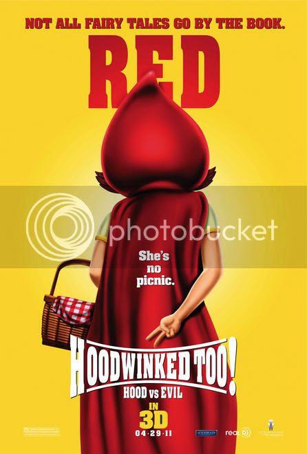 Hoodwinked Too! Hood VS. Evil Capuchinho Vermelho: A Nova Aventura