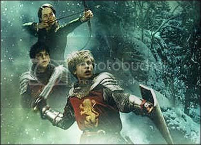 Our heroes are back to add a new chapter to the Chronicles of Narnia!
