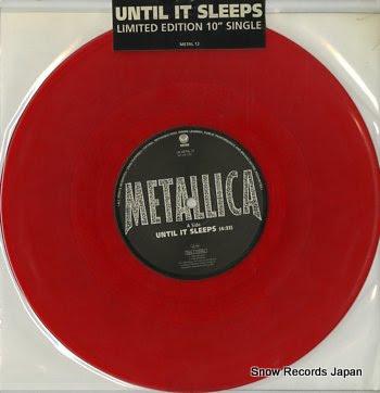 METALLICA until it sleeps
