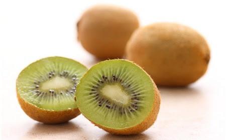 Kiwi: ăn đúng mới bổ
