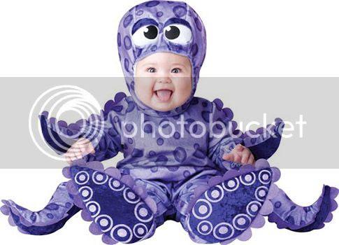 Octupos costume