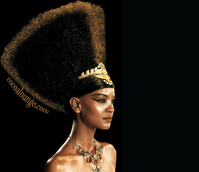 Haut Shots: Nefertiti Kebede