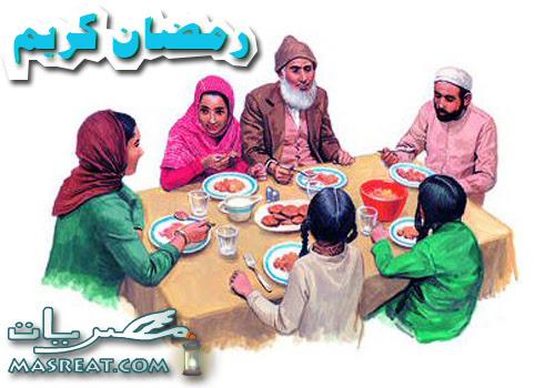 بطاقات تهاني رمضان كريم