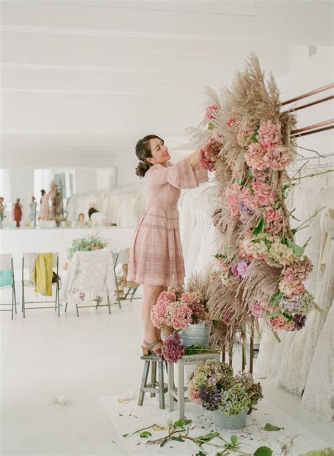 L'Atelier Floral Workshop with Tulipina Design