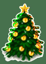 desktop lighting tree