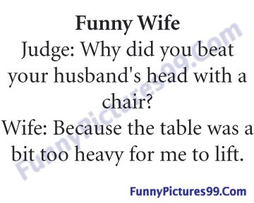 Funny Wife