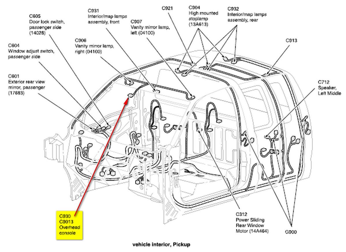 Roger Vivi Ersaks  2004 Ford F250 Wiring Diagram Online